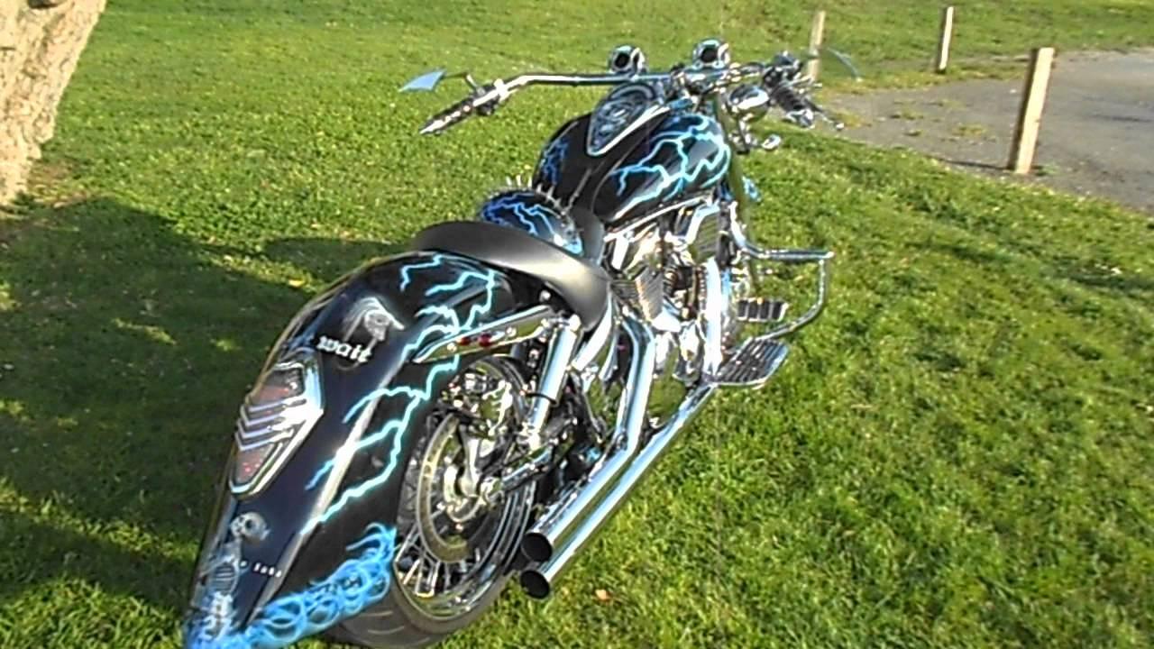medium resolution of untalons 2003 honda vtx 1300 home built custom