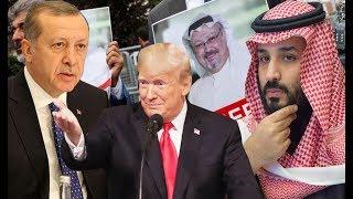 WAR DEG DEG AH: Dilkii Kashoggi oo Muuqaalo Naxdin leh laga helay, Cabsida Trump & Xog Cusub