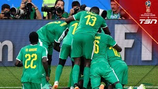 Senegal Shocks Poland To Win First World Cup Game Since 2002