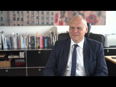 """""""Abgrenzung halte ich für gefährlich"""" - Generalsekretär Johannes Ebert im Interview"""