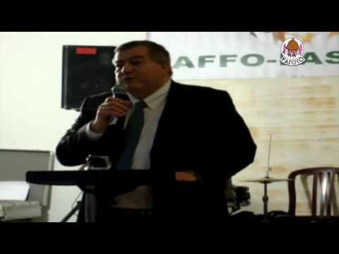 Dîner gala de charité Affo FASOCO, Discours partie 1