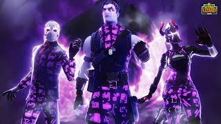 DARK JONESY HAS ARRIVED! - Fortnite Season X