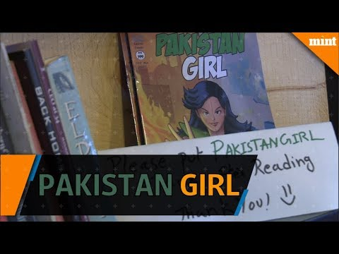 Pakistan Girl : The comic strip that's making waves