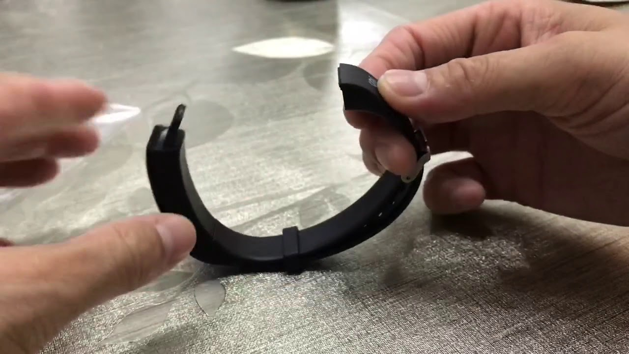 veryfit smart bracelet how to set up