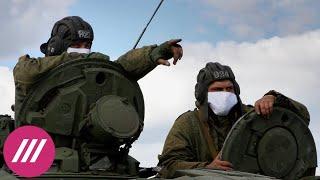 Обострение в Донбассе: видео из лагеря российских военных, Зеленский хочет поговорить с Путиным