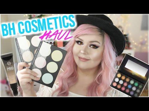 New BH Cosmetics Highlight Palettes | Haul 2017