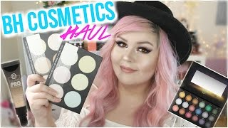 New BH Cosmetics Highlight Palettes | Haul 2017