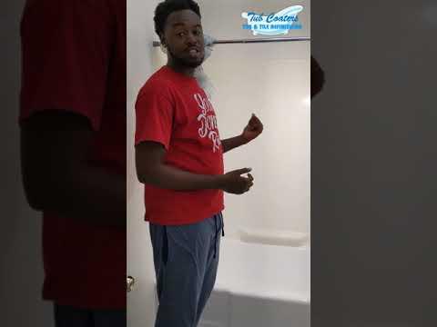 I Called Tub Coaters And The Fixed My Tub