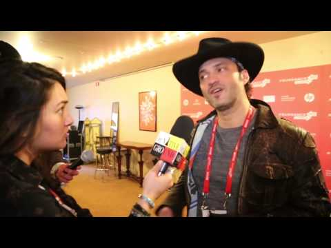 Sundance Film Festival 2013 - Day 3: EL MARIACHI, by writer, director Robert Rodriguez