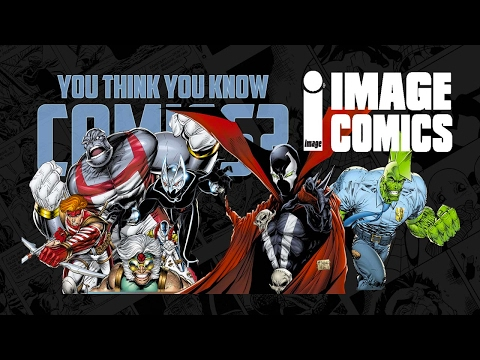 Image Comics - You Think You Know Comics?
