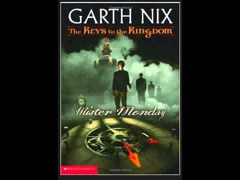 Firewizard23 Book Reviews: Mister Monday by Garth NIx