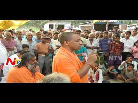 Thumbnail: UP CM Yogi Adityanath Appoints Anti Romeo Squads in Action || NTV