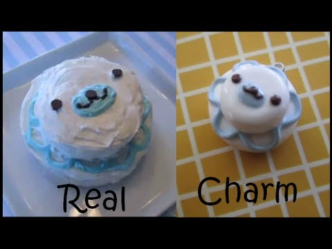 2 in 1: How To Make Mini Mamegoma Cakes!