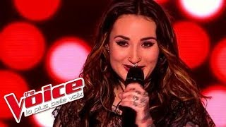 The Voice 2015│Amélie Piovoso - Addicted to you (Avicii)│Blind Audition