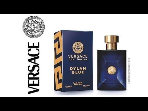 80702b59348 Versace Pour Homme Dylan Blue Fragrance - YouTube