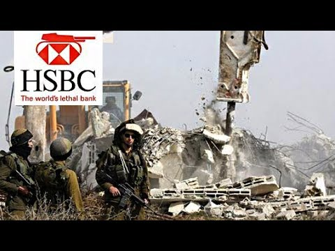 UK Banks Profit from Israeli Crimes against Palestinians