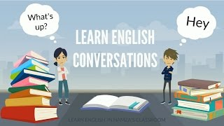 Speaking english fluently ...