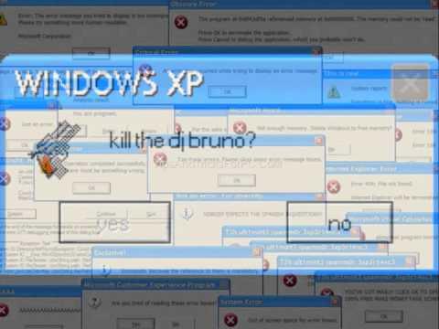 DJ Bruno Guerreiro WINDOWS XP ERROR REMIX 2