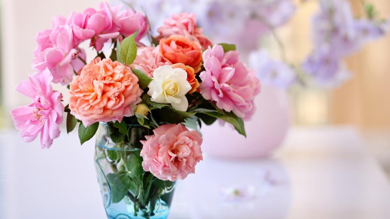 Надписью, цветы открытка шикарные