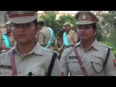 Passing Out Parade: 80th Regular Batch PPS Uttar Pradesh 2012