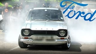 BEST-OF Classic & Retro Ford Compilation 2017