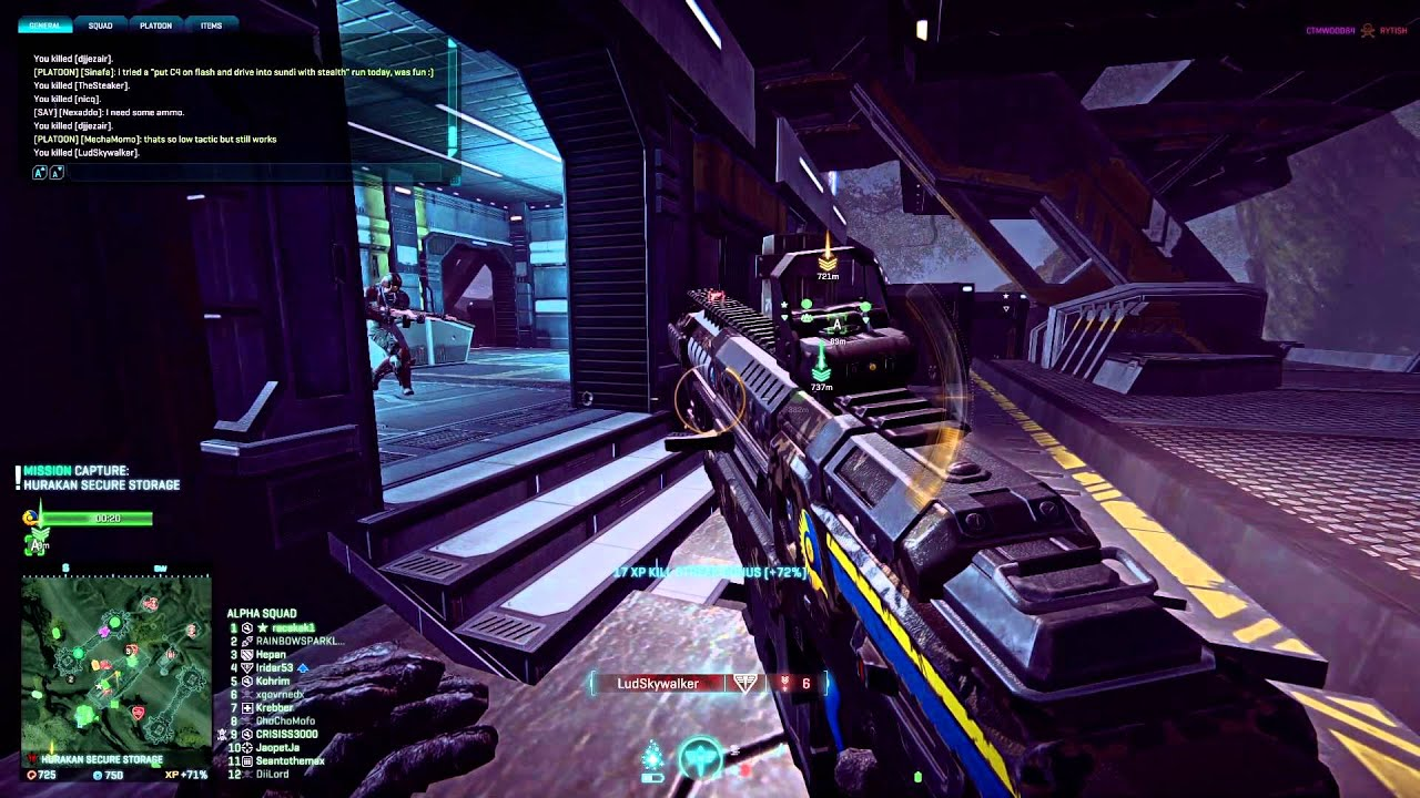 PlanetSide 2 Gunplay Guide | Iridar's Gaming Blog