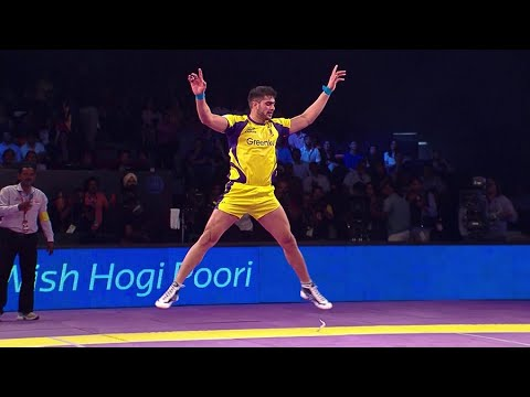 Star Sports Pro Kabaddi Season 2 All-Stars: Rahul Chaudhari