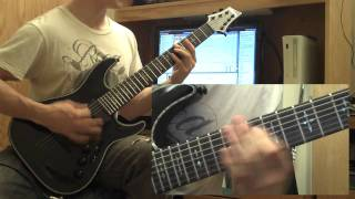 Born Of Osiris - Follow The Signs NEW SONG!! [FULL COVER]