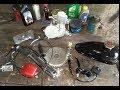 Triciclo Com Motor De Bike 80cc , Oque Vem No Kit
