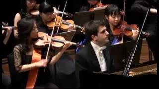 Queen Elizabeth Hall, London - 2 April 2014 Thomas Carroll, conduct...