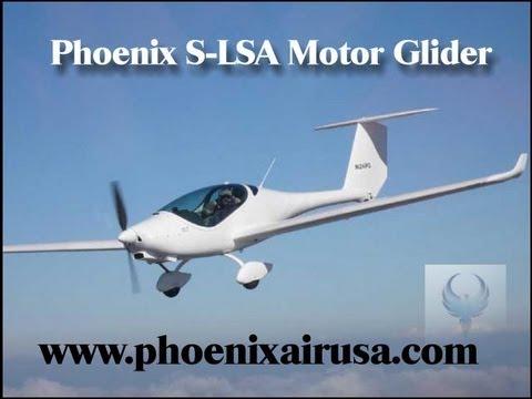 Phoenix, Phoenix motor glider, Phoenix light sport aircraft.