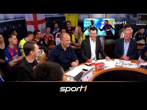 Ronaldo oder Messi - Glaubensfrage spaltet Experten | SPORT1 - FANTALK