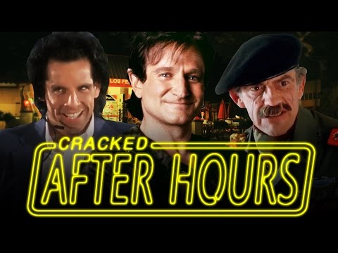 After Hours - -Why Movies Want Us To Torture Adults
