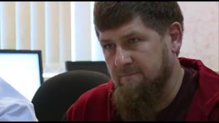 Новый год Кадыров начал с планового ежегодного обследования