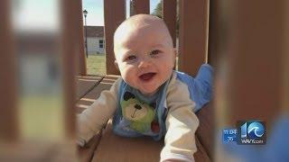 Lauren Compton reports on baby death investigation