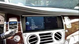 Car Tour -- Rolls-Royce Ghost (2011)