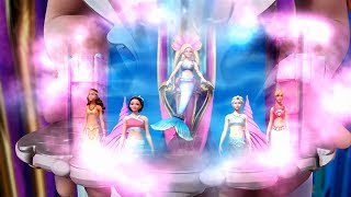 "Barbie in a Mermaid Tale 2 - Queen Calissa talks about the ""Changing of the Tides"" Ceremony"