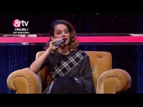 Singers Take Kangana's Aashirwad | The Liveshows | Moments | The Voice India S2 | Sat-Sun, 9 PM