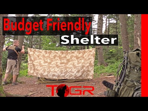 inexpensive-and-strong-4-season-backpacking-/-bushcraft-/-bug-out-shelter-system