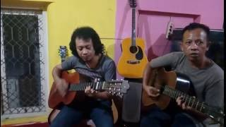 WIWIT. S duet with BILLY HADI on Berkelana 1 cover Rhoma Irama