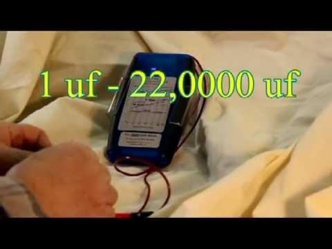 Blue ESR meter short