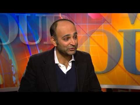 Extended Interview: Jeffrey Brown talks with Mohsin Hamid