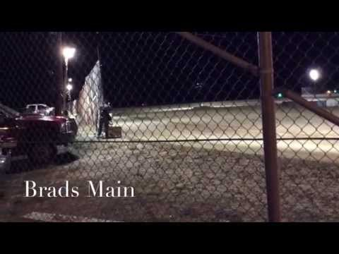 Brad Rhodes Madras Speedway September 2014