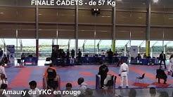 Cadours Karate Combat - KUMITE - ZID  Midi Pyrénées  *** YKC 31
