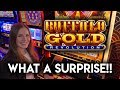 Huge Suprise Win! Buffalo Gold Revolution Slot Machine ...