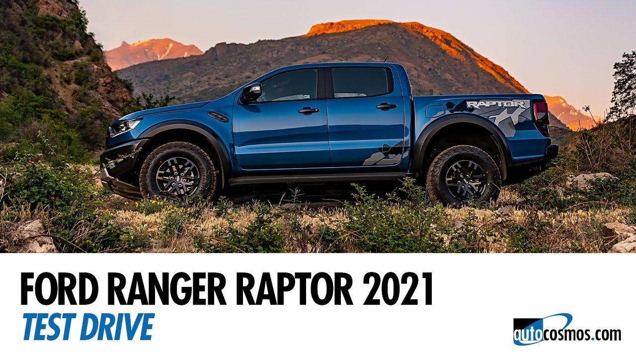Probamos la nueva Ford Ranger Raptor 2021