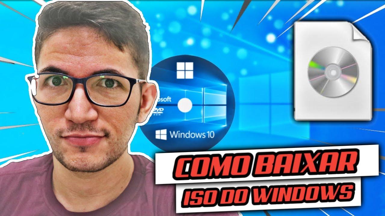 Como baixar a ISO do Windows 10 de 32 e 64 Bits 2020