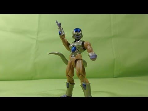 Bandai Shodo Dragon Ball Z Super Golden Freeza Action Figure