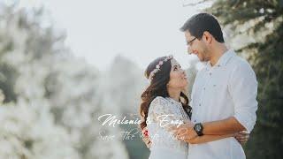 Melanie & Eray Save The Date | Love Story