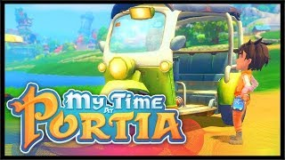 FIGHTING WITH THE LOCALS & DEE-DEE STOPS!   My Time At Portia   Ep 9